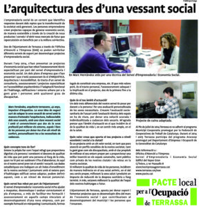 Publirreportaje Diario Terrassa Arquetica