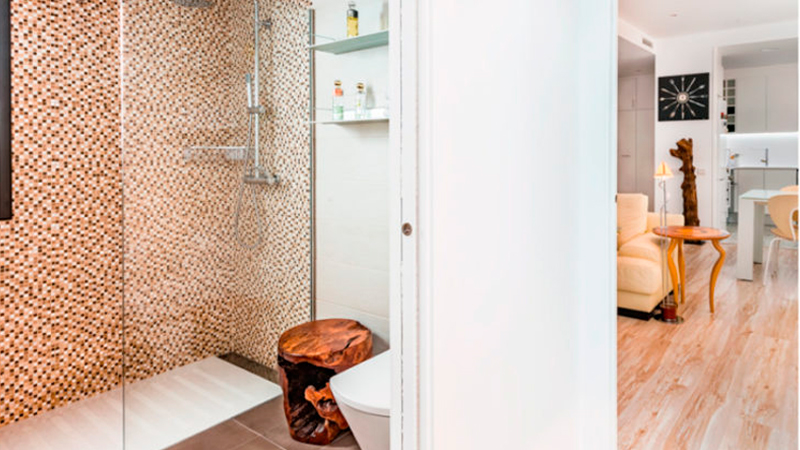 Arquetica - Baño accesible