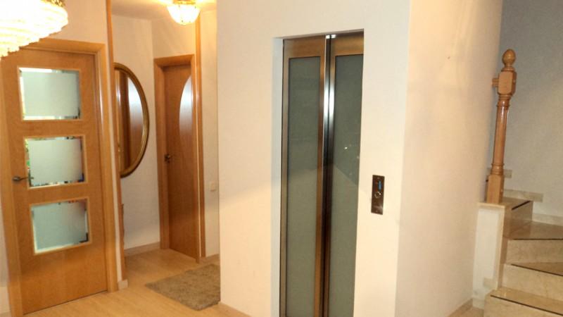 imagen post Envejecimiento activo: Instalación de un elevador en una vivienda unifamiliar