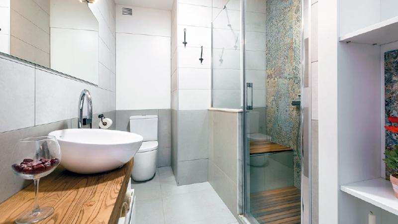 Arquetica cuarto de baño accesible