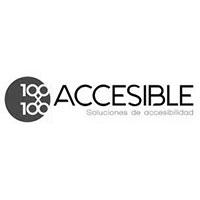 100 x 100 Accesible, soluciones de accesibilidad